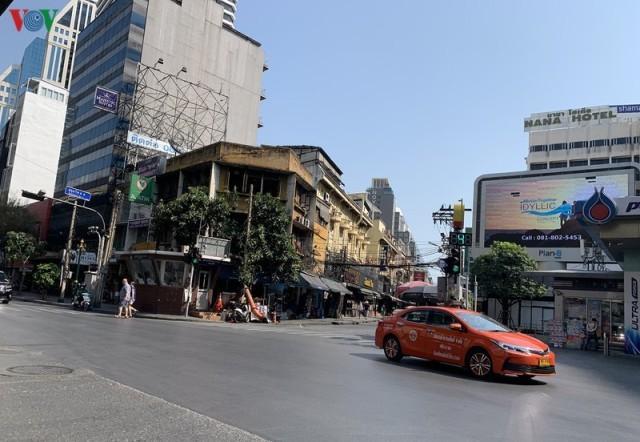 Thái Lan và Lào đón Tết cổ truyền trong lặng lẽ - ảnh 1