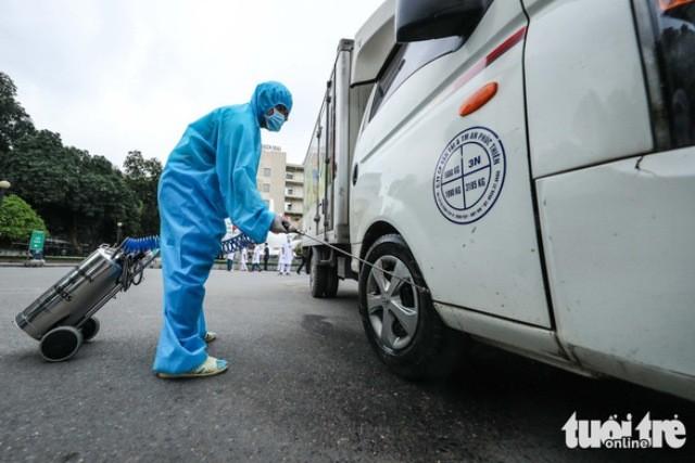 Việt Nam ghi nhận thêm 1 ca nhiễm Covid-19 - ảnh 1