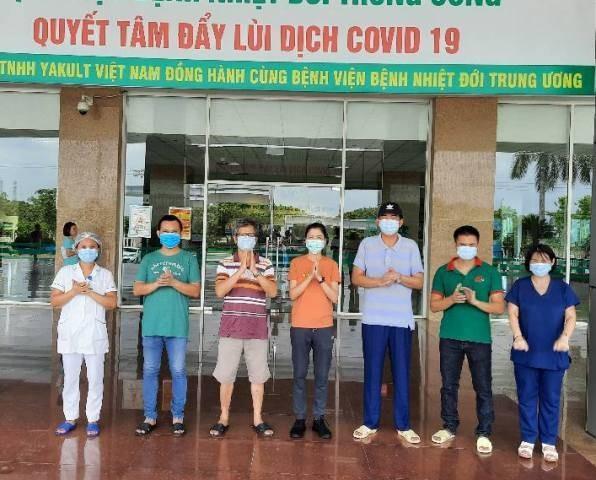 Việt Nam có thêm 5 bệnh nhân được công bố khỏi bệnh - ảnh 1