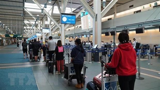 Đưa hơn 300 công dân Việt Nam từ Canada và Hàn Quốc về nước - ảnh 1