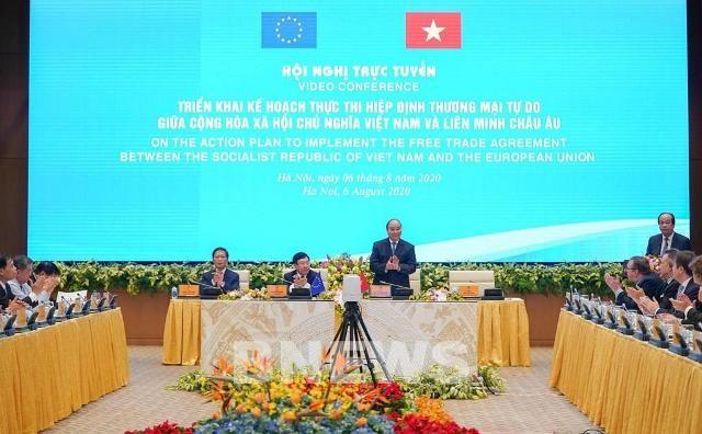 Thủ tướng Chính phủ phê duyệt Kế hoạch thực hiện Hiệp định EVFTA - ảnh 1