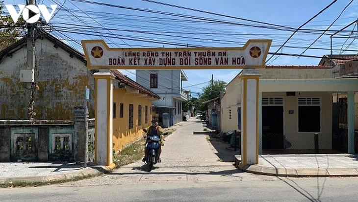 20 năm trước, Tổng Bí thư Lê Khả Phiêu đã đặt tên cho một ngôi làng - ảnh 1