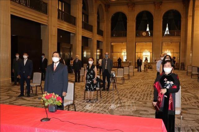 Bạn bè Canada ca ngợi Chủ tịch Hồ Chí Minh và Việt Nam là nguồn cảm hứng với nhân dân thế giới - ảnh 1