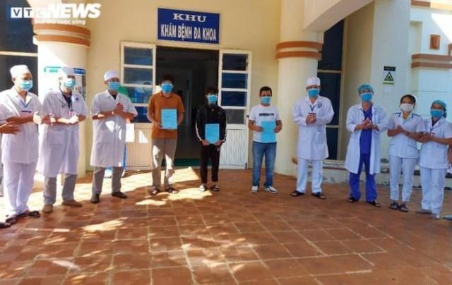 Tỉnh Quảng Ngãi không còn trường hợp nào nhiễm virus SARS-CoV-2 - ảnh 1