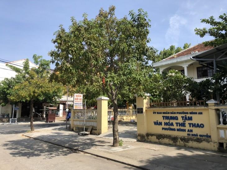 Nghe Đài Tiếng nói Việt Nam trong khu phong tỏa ở Hội An - ảnh 3