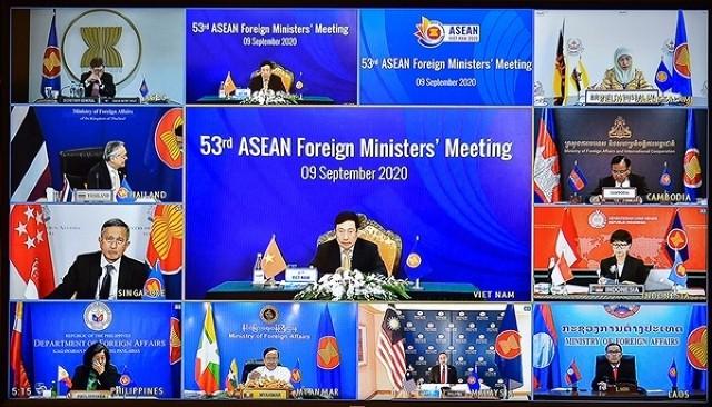 ASEAN là hình mẫu hợp tác thành công trong ứng phó với đại dịch - ảnh 1