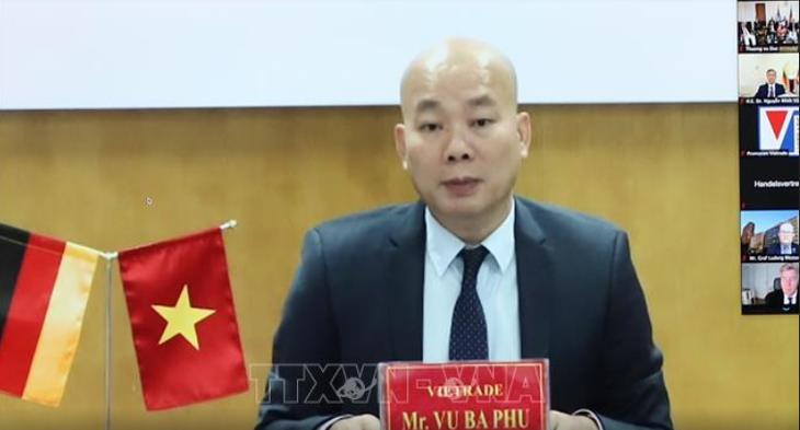 Thúc đẩy hợp tác kinh tế, thương mại Việt Nam - CHLB Đức - ảnh 1