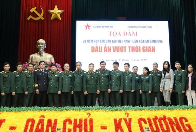 70 năm hợp tác đào tạo Việt Nam - Liên Xô/Liên bang Nga: Dấu ấn vượt thời gian - ảnh 1