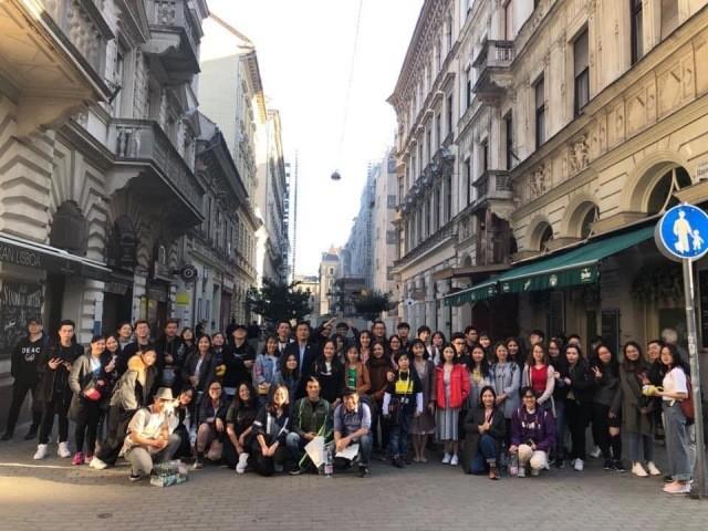 Đảng CSVN với vai trò tập hợp thế hệ trẻ người Việt ở nước ngoài - ảnh 1