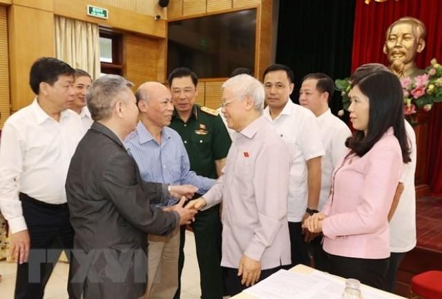 Đảng Cộng sản Việt Nam xứng đáng với niềm tin của nhân dân - ảnh 2