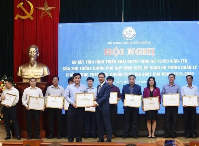 Áp dụng hệ thống tiêu chuẩn ISO, Việt Nam cải cách thủ tục hành chính mạnh mẽ - ảnh 1