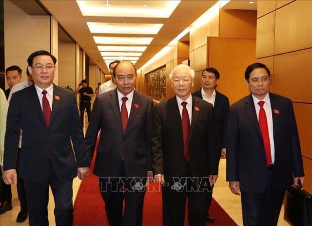 Truyền thông Đức đánh giá cao ban lãnh đạo mới của Việt Nam - ảnh 1