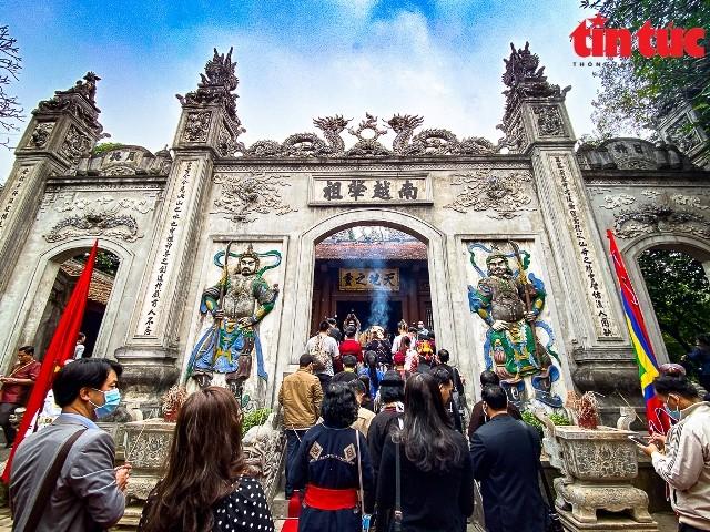 Tỉnh Phú Thọ mở tour du lịch đêm Đền Hùng  - ảnh 1