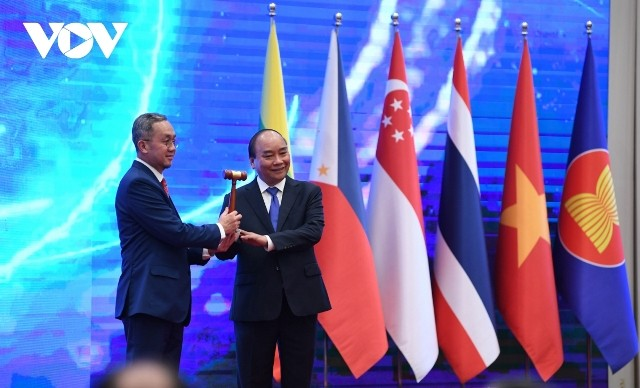 Việt Nam ủng hộ Brunei trong vai trò Chủ tịch ASEAN 2021 - ảnh 1