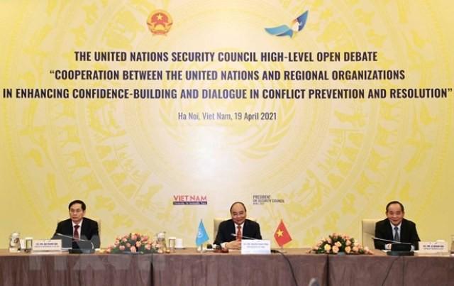 Việt Nam - Đối tác vì một nền hòa bình bền vững - ảnh 1