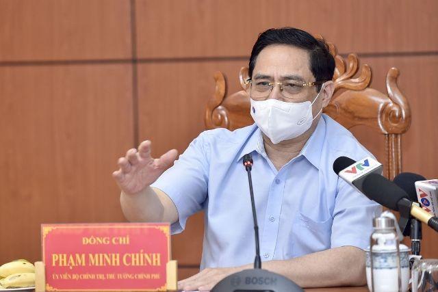 Thủ tướng yêu cầu phải thần tốc, tích cực, quyết liệt hơn nữa trong phòng, chống dịch COVID - 19 - ảnh 1