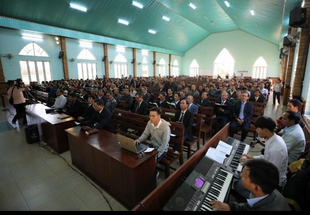 Bảo đảm tự do tín ngưỡng cho đồng bào các dân tộc tỉnh Gia Lai - ảnh 1