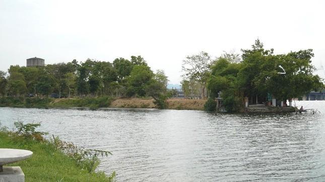 Huế xây dựng Vườn Ngự Uyển giữa cồn Dã Viên  - ảnh 1