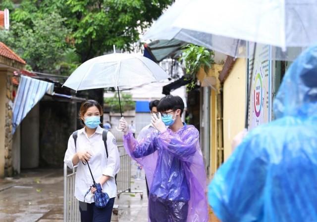 Hà Nội: Hơn 93 nghìn thí sinh kết thúc kỳ thi tuyển sinh vào lớp 10 công lập - ảnh 1