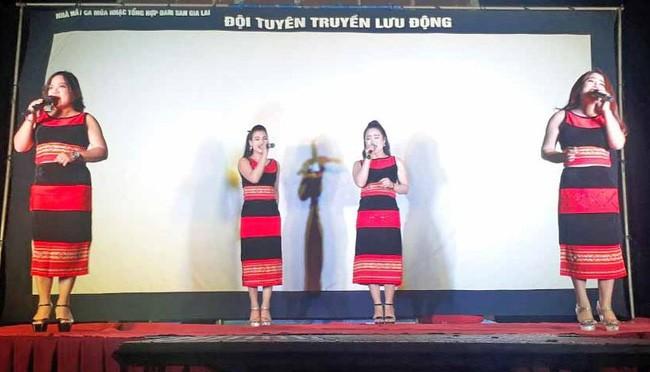 Tỉnh Gia Lai xét tặng danh hiệu Nghệ sĩ Nhân dân và Nghệ sĩ Ưu tú - ảnh 1