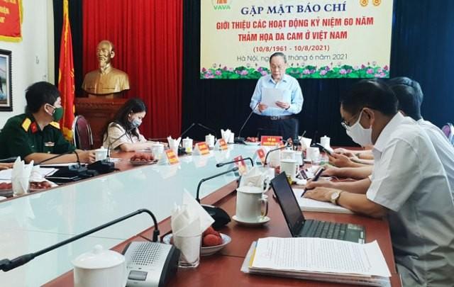 Nhiều hoạt động kỷ niệm 60 năm thảm họa da cam ở Việt Nam  - ảnh 1