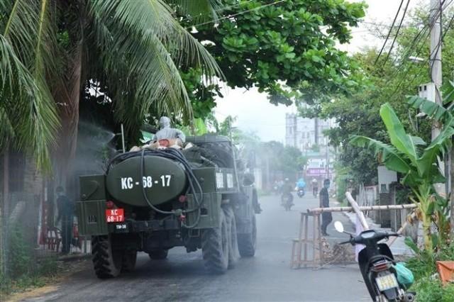 Sáng 25/6, Việt Nam ghi nhận có 91 ca mắc COVID-19 - ảnh 1