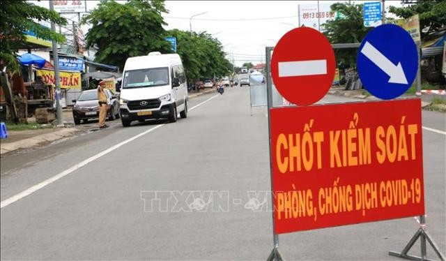 Đồng Nai, Vĩnh Long thực hiện giãn cách xã hội theo từ ngày 9/7 - ảnh 1