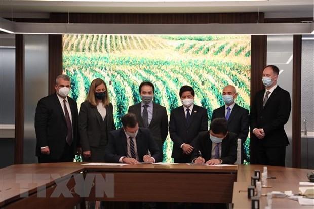 Việt Nam, Hoa Kỳ tăng cường hợp tác kỹ thuật trong lĩnh vực nông nghiệp - ảnh 1