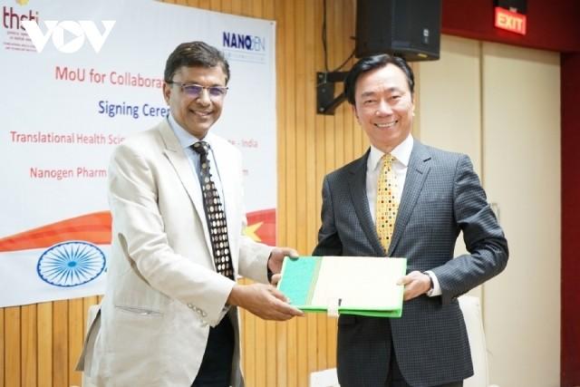 Đánh giá chất lượng vaccine Nanocovax ngừa COVID-19 của Việt Nam  tại Ấn Độ - ảnh 1