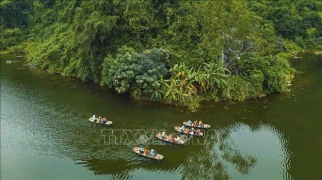 Du lịch góp phần đưa hình ảnh đẹp của di sản Việt Nam ra thế giới - ảnh 1