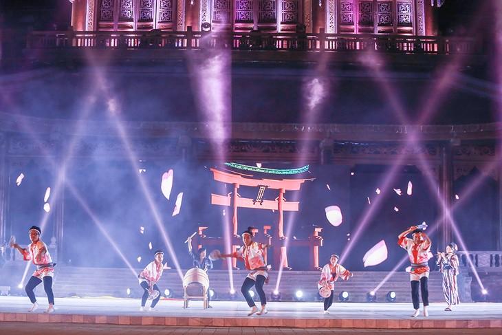 Đại lộ Di sản: Mãn nhãn với màn trình diễn tinh hoa văn hóa của 8 quốc gia - ảnh 21