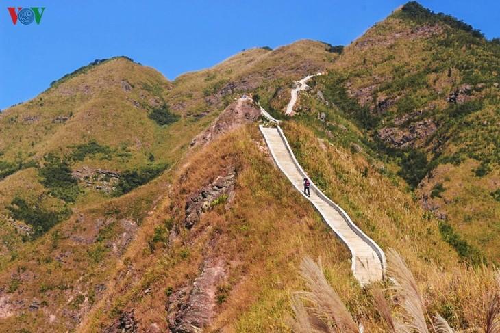 Vùng cao Quảng Ninh thu hút du khách trải nghiệm trong mùa thu - ảnh 2