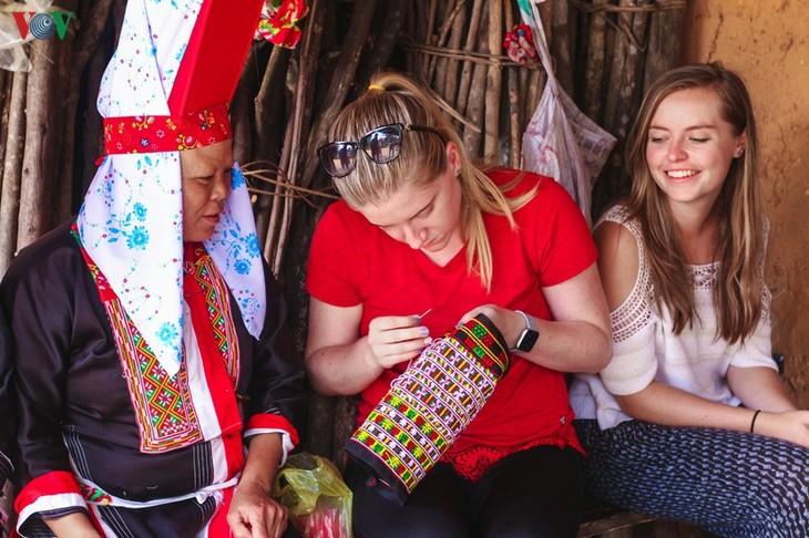 Vùng cao Quảng Ninh thu hút du khách trải nghiệm trong mùa thu - ảnh 6