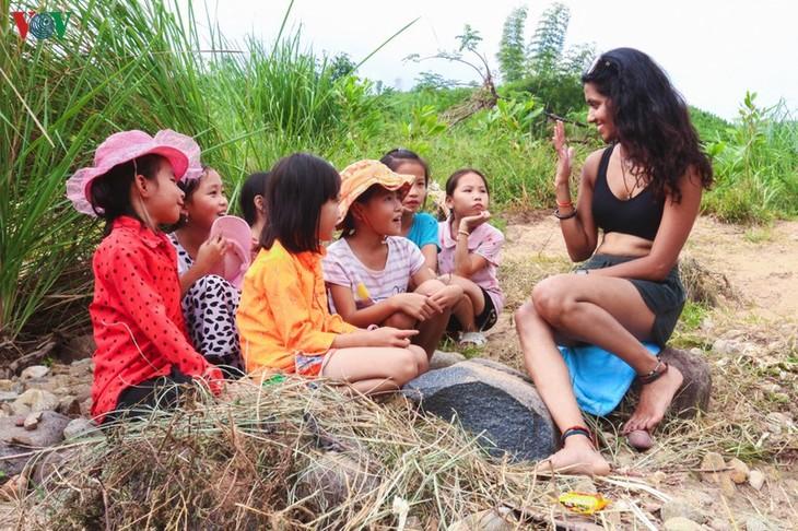 Vùng cao Quảng Ninh thu hút du khách trải nghiệm trong mùa thu - ảnh 9