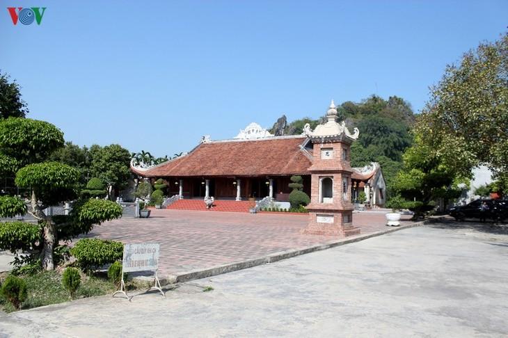 Chùa Cảnh Huống - điểm nhấn trong tour du lịch làng quê Yên Đức - ảnh 2