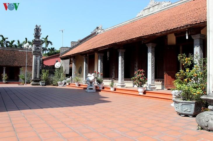 Chùa Cảnh Huống - điểm nhấn trong tour du lịch làng quê Yên Đức - ảnh 5