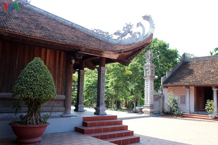 Chùa Cảnh Huống - điểm nhấn trong tour du lịch làng quê Yên Đức - ảnh 6