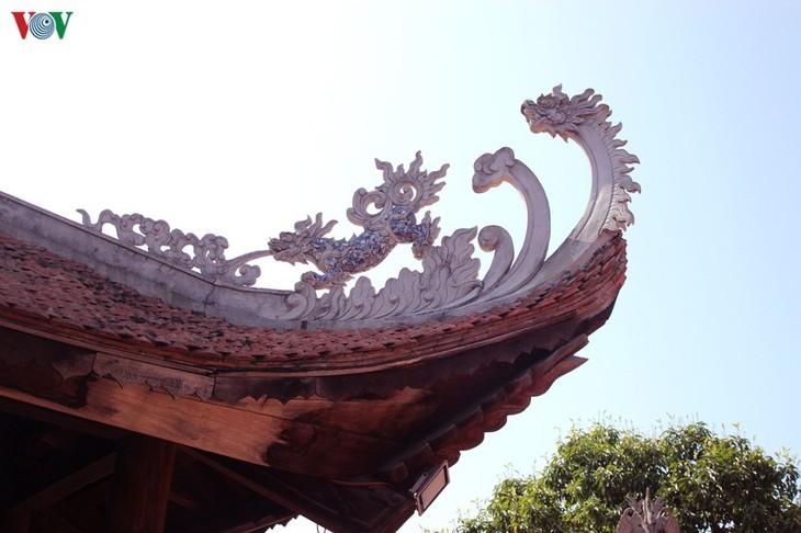 Chùa Cảnh Huống - điểm nhấn trong tour du lịch làng quê Yên Đức - ảnh 7