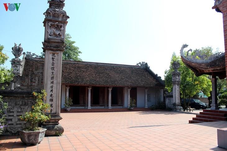 Chùa Cảnh Huống - điểm nhấn trong tour du lịch làng quê Yên Đức - ảnh 9