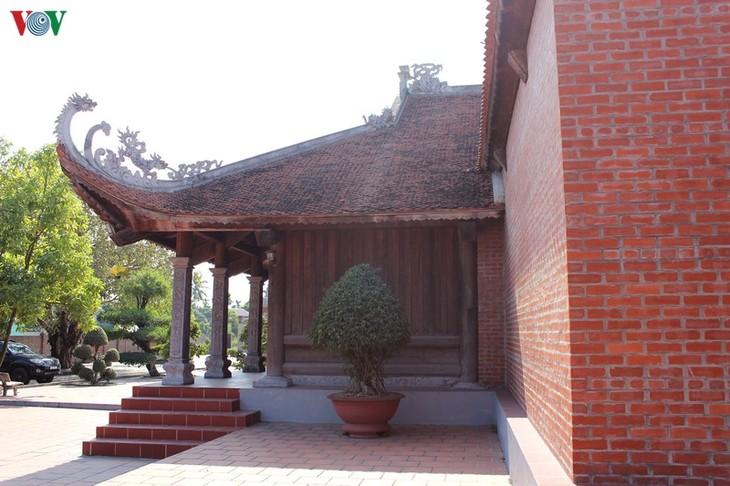 Chùa Cảnh Huống - điểm nhấn trong tour du lịch làng quê Yên Đức - ảnh 10