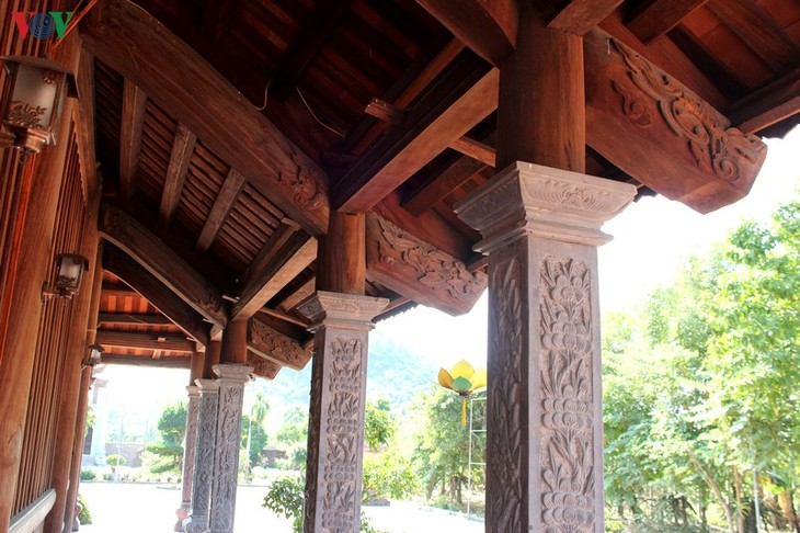 Chùa Cảnh Huống - điểm nhấn trong tour du lịch làng quê Yên Đức - ảnh 8