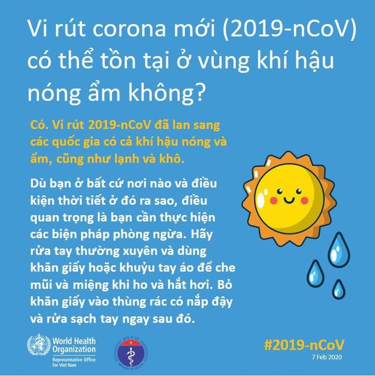 WHO và Bộ Y tế giải đáp mọi thắc mắc về chống virus corona - ảnh 3