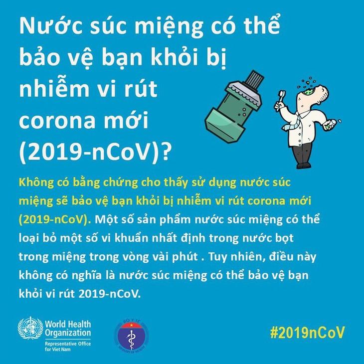 WHO và Bộ Y tế giải đáp mọi thắc mắc về chống virus corona - ảnh 7