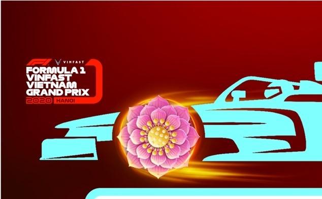 Nét văn hóa truyền thống trên vé F1 Việt Nam Grand Prix - ảnh 2