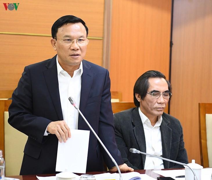 Hình ảnh: Thủ tướng Nguyễn Xuân Phúc thăm và làm việc với VOV - ảnh 12