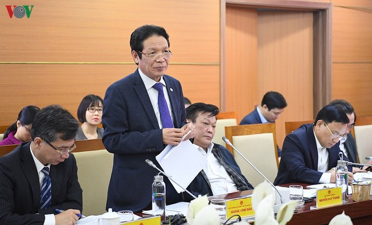 Hình ảnh: Thủ tướng Nguyễn Xuân Phúc thăm và làm việc với VOV - ảnh 11