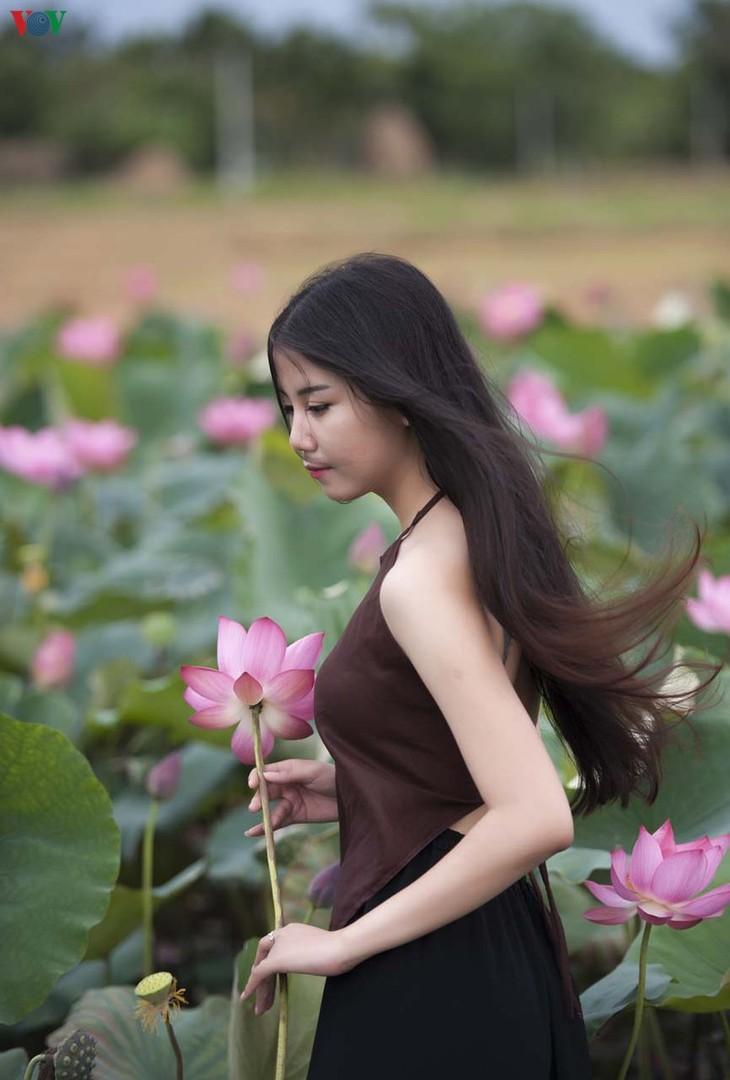Huế - Thành phố của những sắc hoa mùa hạ - ảnh 13