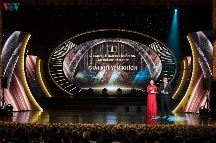 VOV có 8 tác phẩm đoạt Giải Báo chí quốc gia năm 2019 - ảnh 1