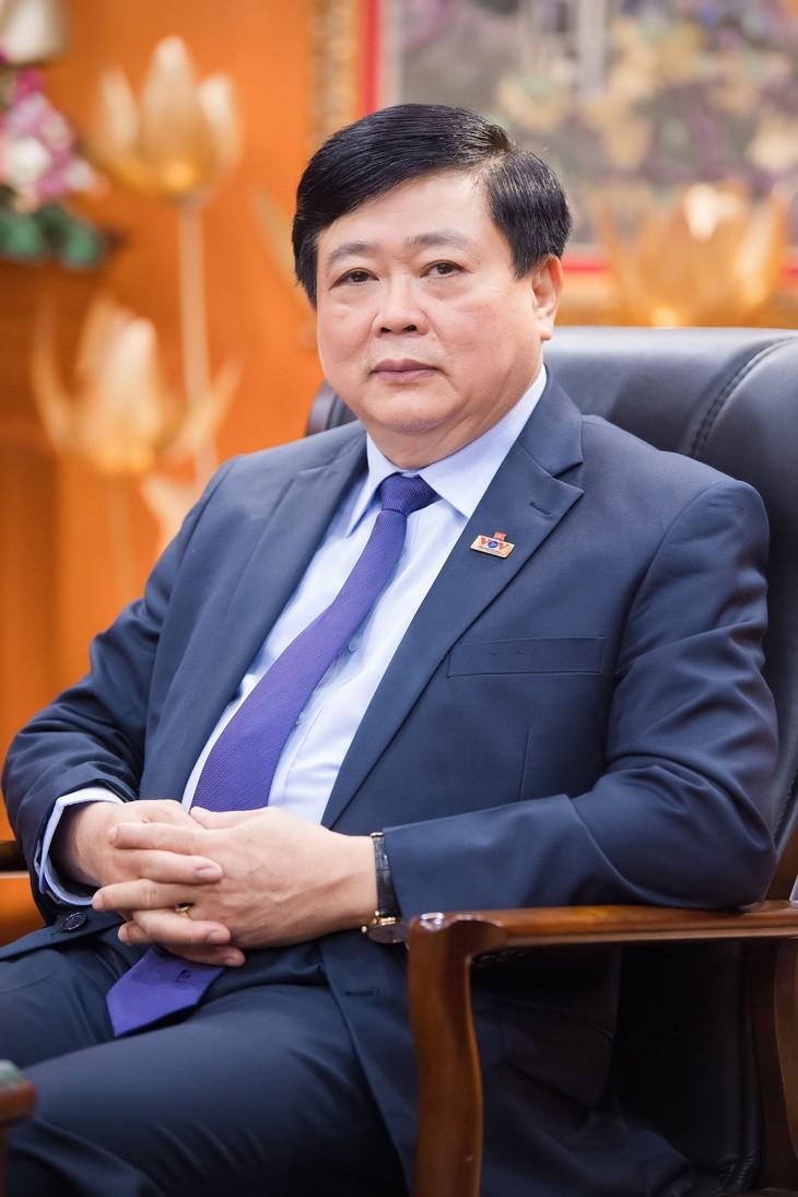 PGS.TS Nguyễn Thế Kỷ: VOVlive sẽ sớm được công chúng đón nhận, lan tỏa giá trị của Đài Tiếng nói Việt Nam - ảnh 1