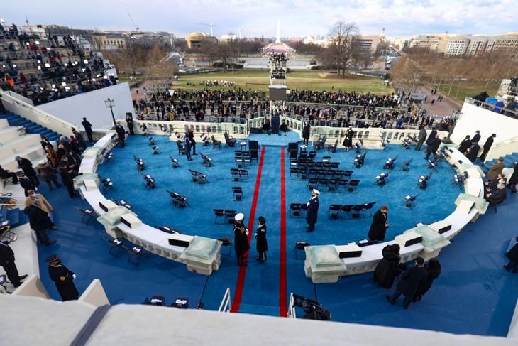 Trực tiếp: Ông Joe Biden chính thức trở thành Tổng thống Mỹ thứ 46 - ảnh 12